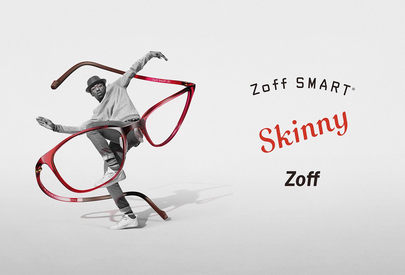 Zoff campaign , Zoff Smart