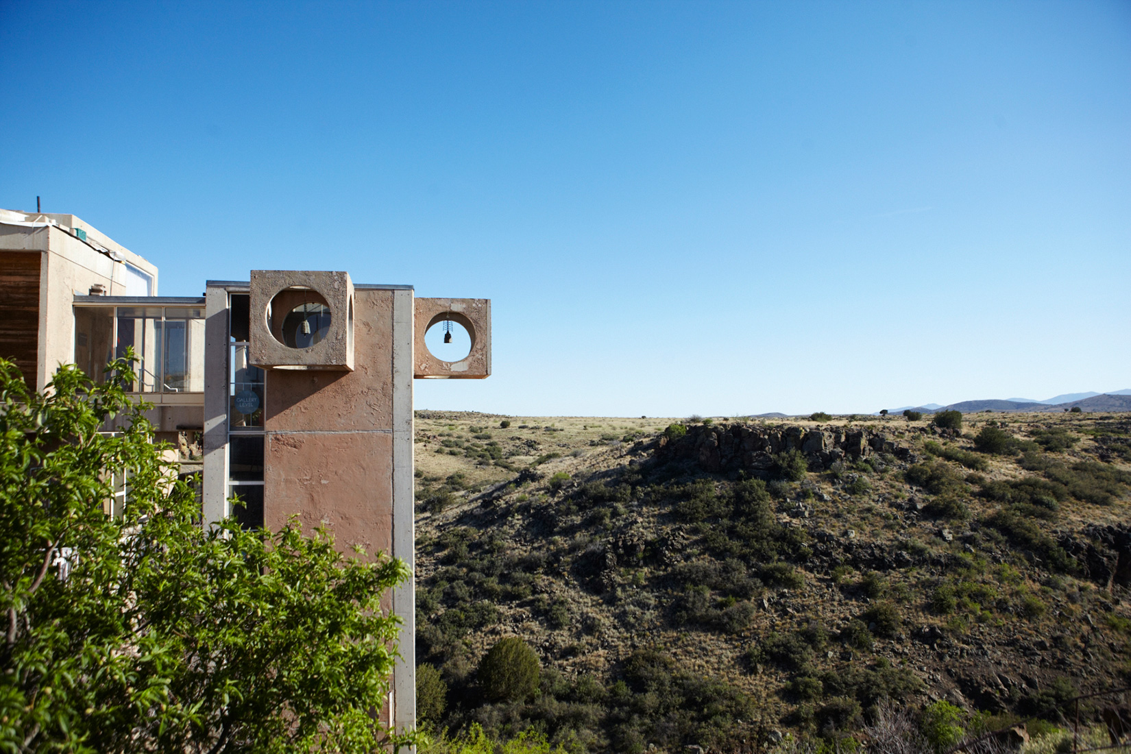 Arcosanti, Paolo Soleri , cosanti, self sustainable living,