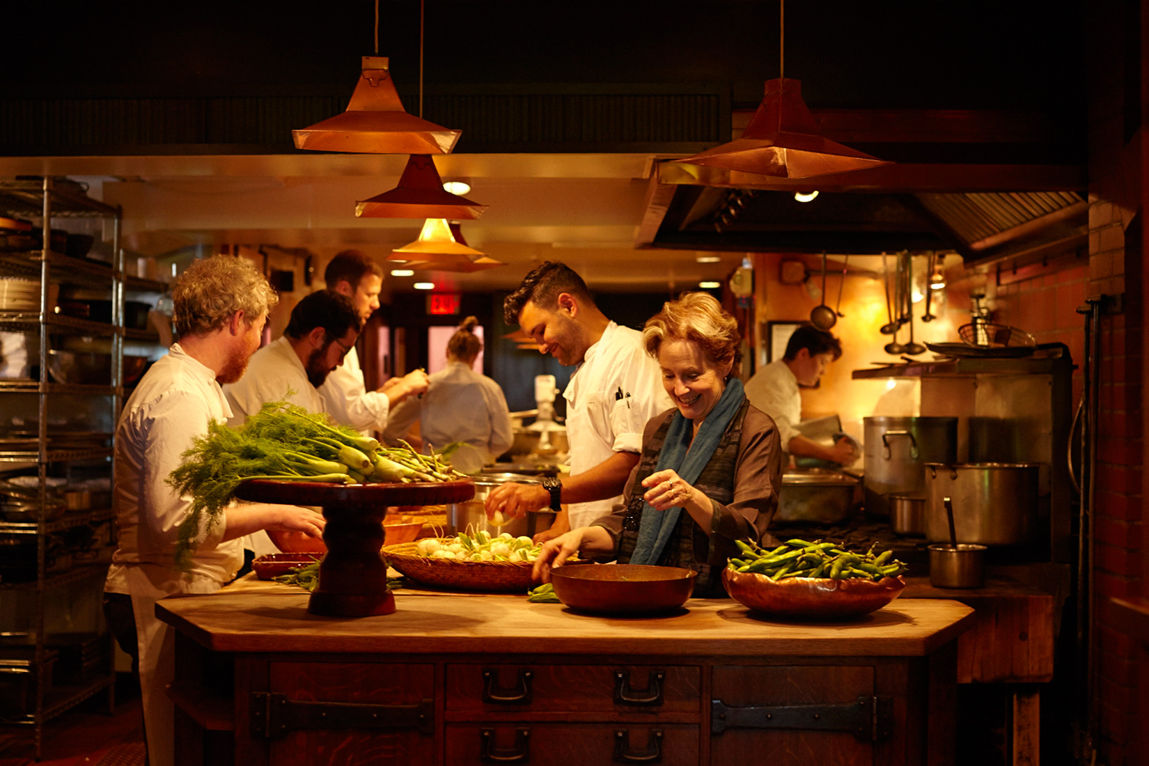 Chez Panisse , Alice waters,