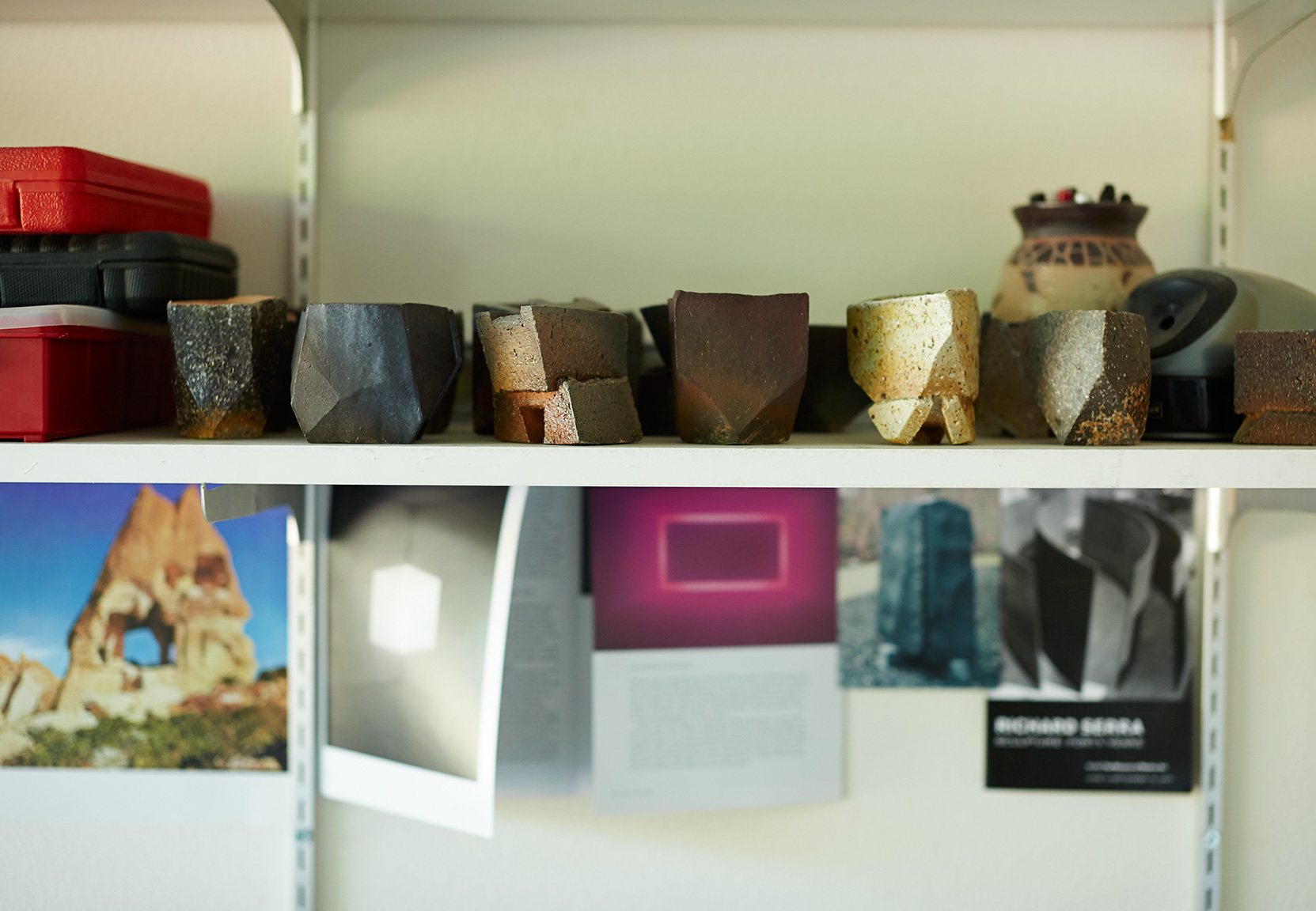 Jonathan Cross, Joshua Tree ceramics,